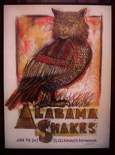 ALABAMA SHAKES Birmingham 2013 Rock Concert mini Poster