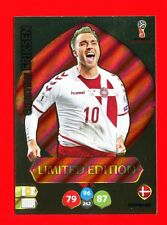 WC RUSSIA 2018 -Panini Adrenalyn- Card Limited Edition - ERIKSEN - DENMARK