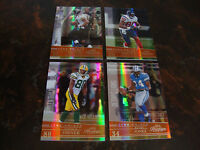 2006 Playoff Prestige Football---Xtra Points---Brown---Lot Of 4---Multi-Lots