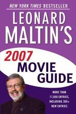 Leonard Maltin's Movie Guide 2007 (Plume Paperback), Leonard Maltin, Good Condit