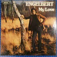 Engelbert My Love DECCA SGLK033 LP64