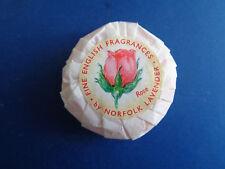 "★ SEIFE ★ SOAP Hotelseife Gästeseife Fine English Fragrances ""Rose"" TOP! OVP!"