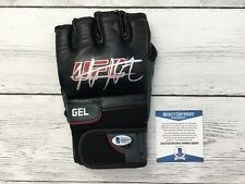Khabib The Eagle Nurmagomedov Signed Autographed UFC Glove BECKETT BAS COA