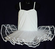 Girls Tutu, Ballet, Fairy Dress, Costume White  Approx 3-5yrs old  Play Dress-Up