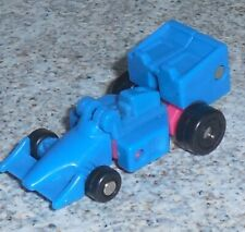 Transformers G1 Micromaster BARRICADE Complete Generations One Race Track Patrol