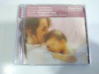 Fisher-Price Tender Lullabies Canciones de Cuna Para Bebes 2006 - CD Nuevo 2T