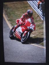 Photo Marlboro Ducati Desmosedici GP3 2003 #12 Troy Bayliss (AUS) TT Assen #9