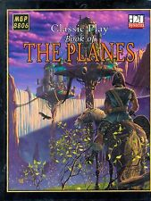 Classic Play Book of the Planes - D20 - NEW Hardback - MGP8806