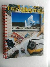 Blank Travel Journal with Photo Pockets 0805406638