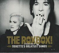 Roxette - The Roxbox! A Collection Of Roxette`s Greatest Songs, 4CD Neu