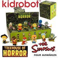 KIDROBOT - THE SIMPSONS - TREEHOUSE OF HORROR - FIGUR AUSWÄHLEN - NEU
