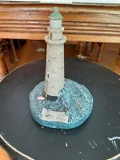 1991 Harbour Lights Lighthouse Minot's Ledge Massachusetts # 131 signed
