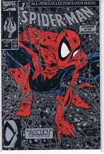 Marvel Spider-Man Comic Torment Collector's Issue #1 Aug 1990