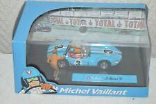 VOITURE MICHEL VAILLANT  VAILLANTE LE MANS 61 NEUF 1/43   DIE CAST 2008
