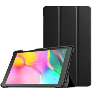 For Samsung Galaxy Tab A 8.0 (2019) Case Premium Smart Book Stand Cover (T290)