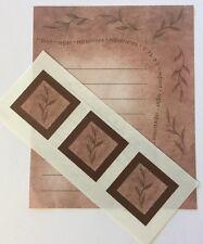 "REFLECT Sticker/Journal Set(4pc)5""x 2""Creative Memories•Garden•Vines •Card•Plant"