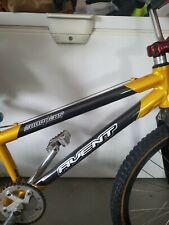 """AVENT MORPHEUS PRO XL BMX 24""""  GOLD carbon fiber frame EXCELLENT!"""