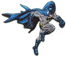 BATMAN running EMBROIDERED IRON-ON PATCH *Free Shipping* P-DC-58 dc comics joker