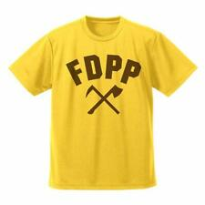 Promare Burning Rescue Cospa Character Canary Yellow T-Shirt Size M Collection