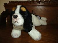 Russ Yomiko Classics Prince Charles Spaniel Dog Large Size 17 inch w Tags