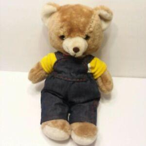 "Vintage 16"" Plush Teddy Bear Steven Smith 80s Nifda Ireland Food & Drink T-Shirt"