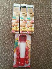 4 piping nozzles ×3 boxes &×1 kids icing  set  Icing Piping Nozzles Tips
