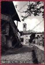 BRESCIA VEZZA D'OGLIO 12 VALLE CAMONICA Cartolina FOTOGRAFICA