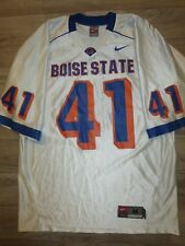 Ian Johnson #41 Boise Stato Broncos Calcio Nike Maglia M Uomo