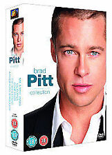 Brad Pitt Collection - Mr And Mrs Smith/Kalifornia/Fight Club/Thelma And...