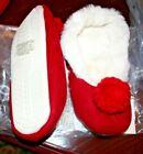 NEW AVON Joyful Beautiful Pom-Pom Slippers  CHOOSE