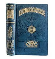 Ruth Erskine's Crosses by Pansy (Isabella M. Alden) Antique 1879 Victorian Novel