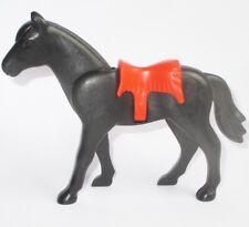 Playmobil Indian Horse + Saddle Blanket newer version Western 2. Generation