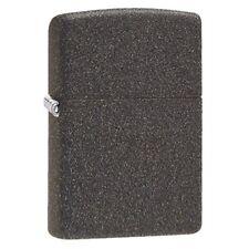 Zippo Lighter Regular Iron Stone Matte Finish 211 Free Shipping Pocket New