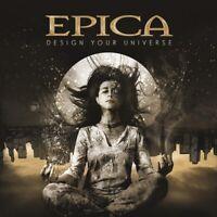 EPICA - DESIGN YOUR UNIVERSE GOLD EDITION  2 CD NEU