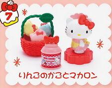 Re-ment Sanrio miniature Hello Kitty small cake Dessert shop cupcake No.07