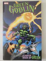 GREEN GOBLIN : A LIGHTER SHADE OF GREEN TPB 2011 MARVEL COMICS BRAND NEW UNREAD