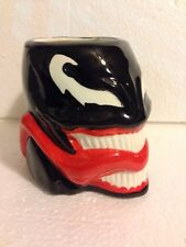 Marvel Venom 3D Ceramic Mug Coffee Cup 16oz Spiderman Villain 2015 Marvel Comics