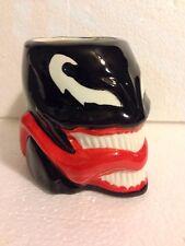 Marvel Venom 3D Ceramic Mug Coffee Cup 16oz Spiderman Villain 2015 Marvel Comics