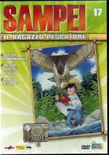 dvd SAMPEI Il ragazzo pescatore HOBBY & WORK numero 17