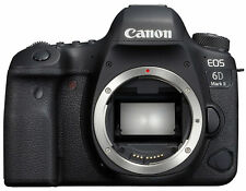 Canon EOS 6D Mark II 26.2MP Digital SLR Camera - Black (Body Only) - UK STOCK