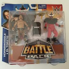 WWE Battle Pack Series #34: Hornswoggle &. El Torito Action Figure 2-Pack NIB