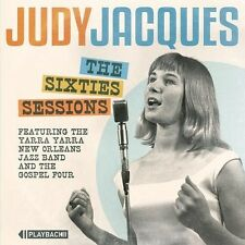 Judy Jacques - The Sixties Sessions (Mono) [New CD]