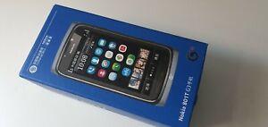 Nokia 801t - Silver  (Unlocked) Very Rare 3G smartphone