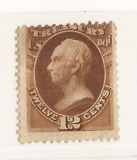 1870 TO 1871 UNITED STATES 12 CENT STAMP HENRY CLAY