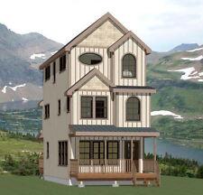 16x30 House - 1,418 sqft - Pdf Floor Plan - Model 16