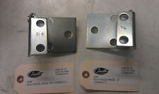 1963-1967 CORVETTE HOOD HINGES - PAIR - MADE IN USA