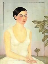 Frida Kahlo Art Canvas Print 20*30 Inch HUGE !