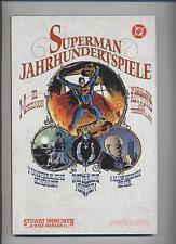 DC PREMIUM HC # 9 - SUPERMAN: JAHRHUNDERTSPIELE - PANINI 2002 - TOP