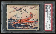 1939 War News Pictures #093 British Flyers Down... PSA 8 NM-MT Cert #22485666