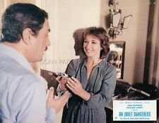 NINO MANFREDI MARLENE JOBERT UN JOUET DANGEREUX 1979 VINTAGE PHOTO LOBBY CARD #3